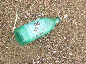 韓国のペットボトル