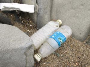 中国のペットボトル
