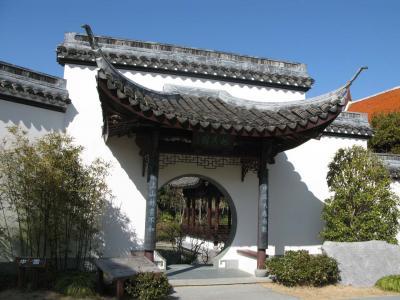 中国入り口