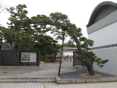 大原美術館分館側入り口