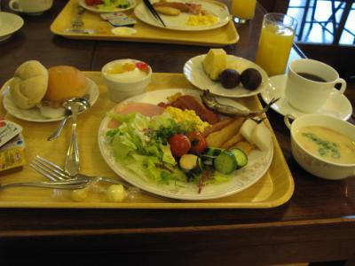 アイビースクエア朝食
