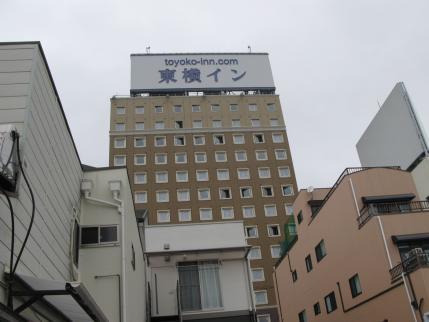 岡山東横イン