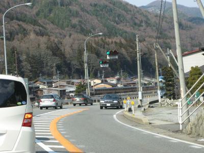 奈良井の宿跡