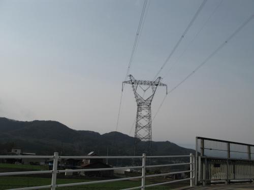 ヤギ型鉄塔