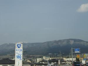 名古屋から180km