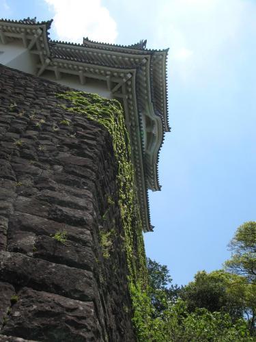 掛川城天守閣