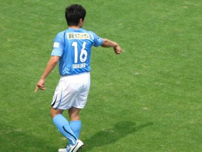 金沢 浄選手