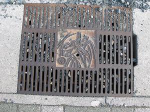 トンボの側溝カバー