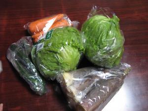 下条の野菜