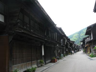 奈良井の宿