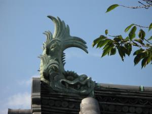 北の丸清水門