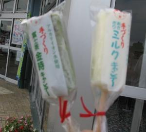 笹子手作りアイスキャンデー