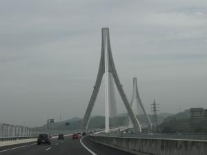 名古屋港の橋