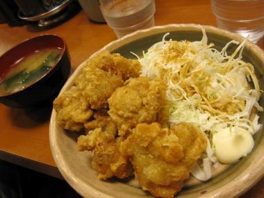 鶏カラセット
