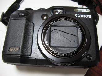 Canon Power Shot G12