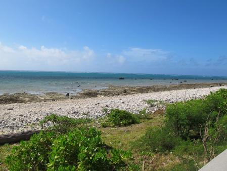 石垣島 白保ビーチ
