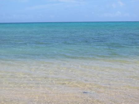 石垣島 平野のビーチ
