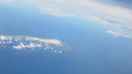 沖永良部島と与論島