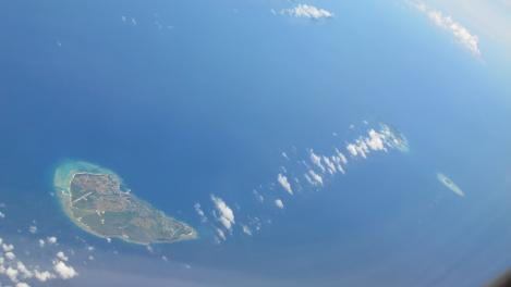 粟国島と渡名喜島