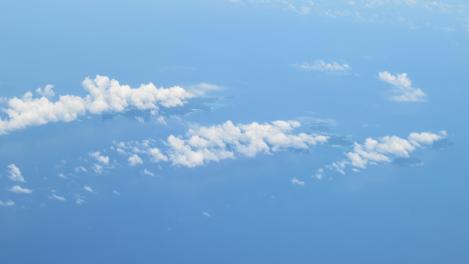 座間味島と渡嘉敷島