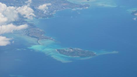 宮古島と池間島