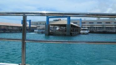 離島(パナリ)桟橋