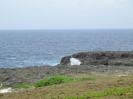 波照間島 最南端辺り