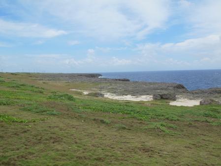 日本有人島最南端