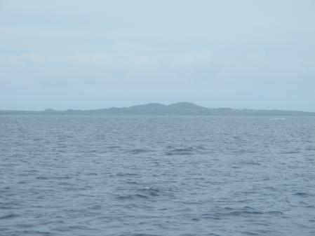 波照間島から石垣島