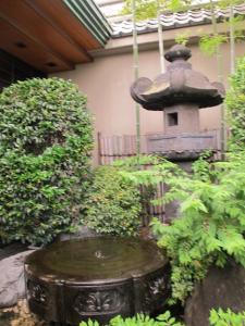 山梨石和温泉