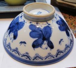 唐子の茶碗