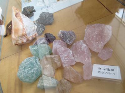 色々な原石