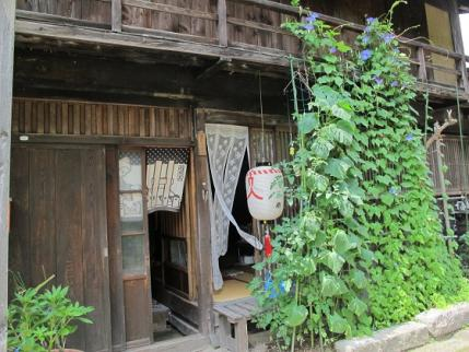妻籠宿にもあった石垣島