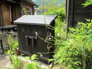 夏の妻籠宿 火乃要鎮