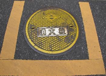 横浜マンホール