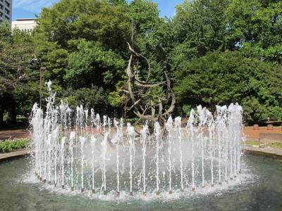 日比谷公園 噴水