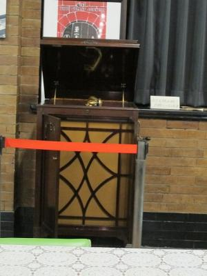 角型蓄音機