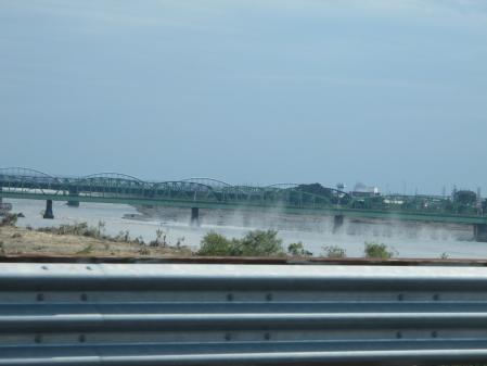 富士川から蒸気