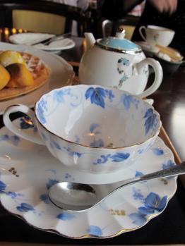 珈楽庵 紅茶