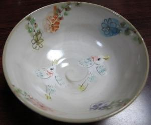 MSちゃんのお茶碗