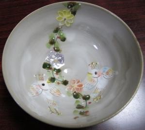 MOちゃんのお茶碗