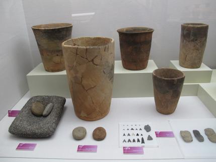 縄文時代 定塚遺跡