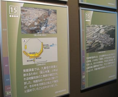 古代 法勝寺跡