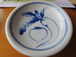 野菜の小皿