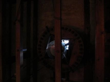 馬籠宿 水力発電