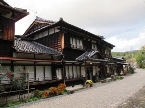 中山道 新茶屋