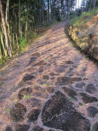 中山道 石畳