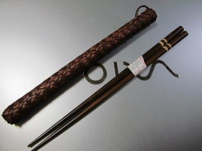 馬籠宿 箸