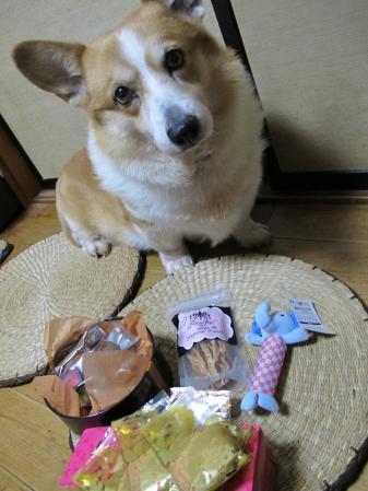 まかぽてママさんからの贈り物2011秋