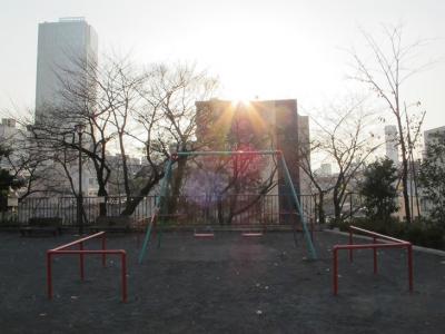港区 一ツ木公園